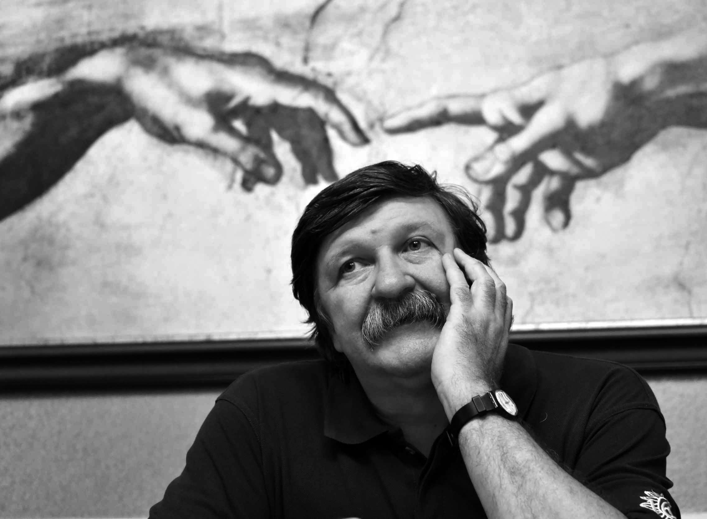 Βίκτωρ Γιαροσένκο Η άλλη Ρωσία του Αλεξάντρ Τιάγκνι – Ριάντο