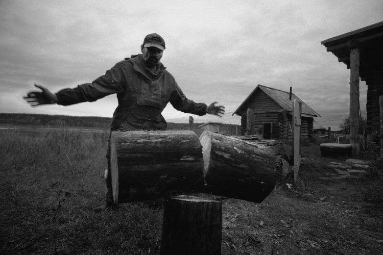 Μιχαήλ Ταρκόφσκι Δεν μπορώ να ζήσω χωρίς την παγωνιά