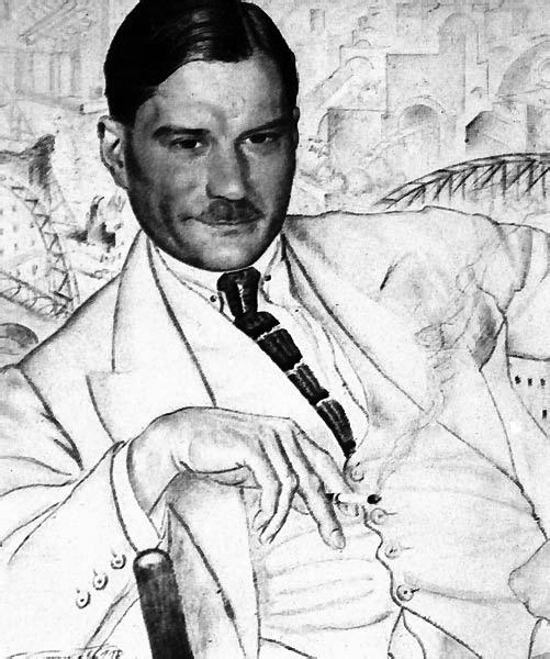 Γιεβγκένι Ιβάνοβιτς Ζαμιάτιν (1884 – 1937)