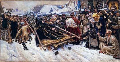 Βλαδίμηρος Σολοβιόφ Το ρωσικό εθνικό ιδανικό