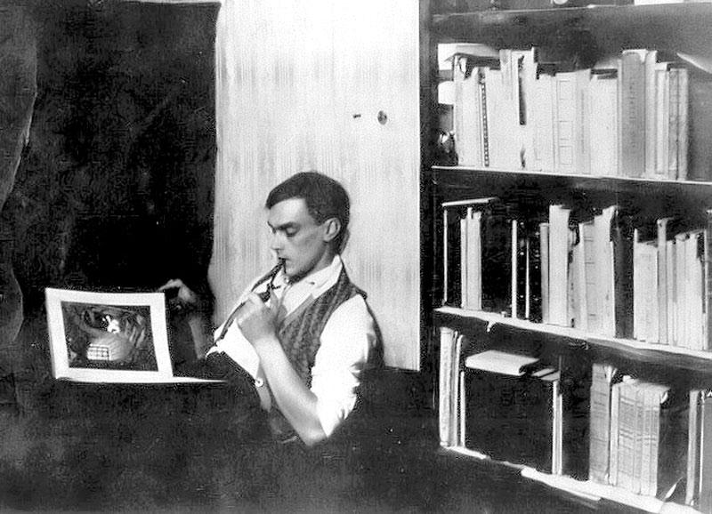 Αρσένι Ταρκόφσκι Ποιητής