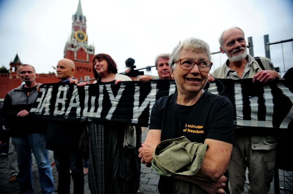 Νατάλια Γκορμπανέφσκαγια, in memoriam