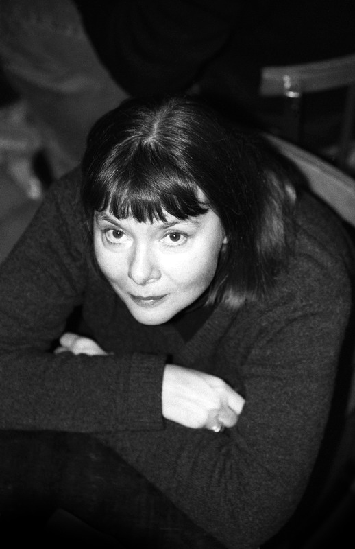 Τατιάνα Σερμπινά Η ποίηση είναι η ανάσα της γλώσσας
