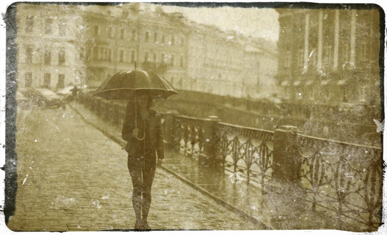 Ιωσήφ Μπρόντσκι Βροχή