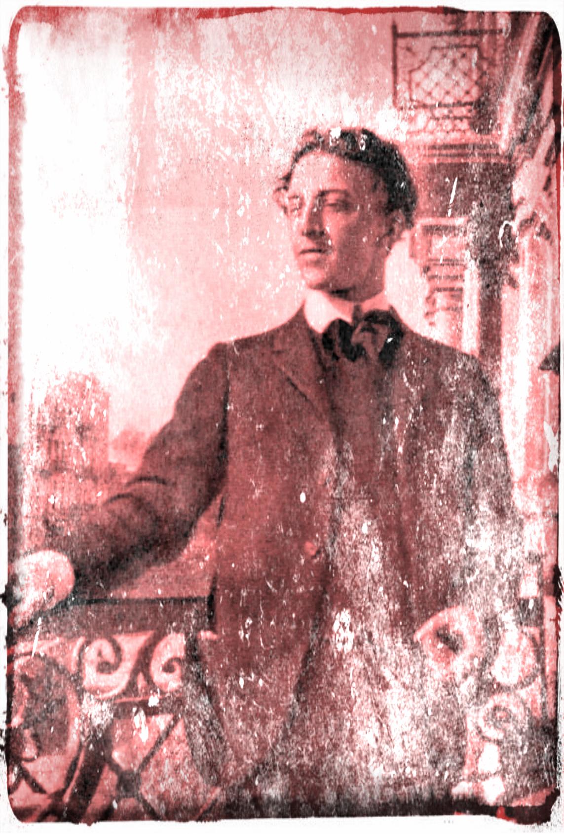 Αλεξάντρ Μπλοκ Ποιητής
