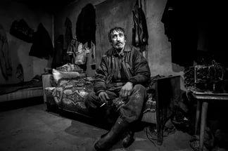 Αρσένι Ταρκόφσκι Το ψωμί λιγοστό