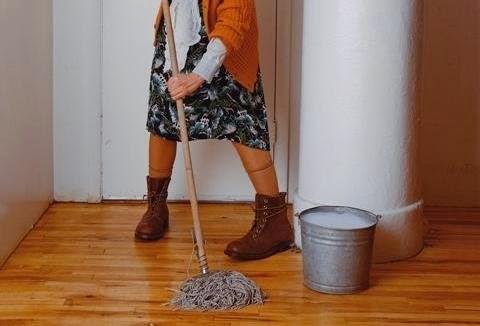 Νικολάι Ρουμπτσόφ Η καθαρίστρια του εργατικού κοινόβιου