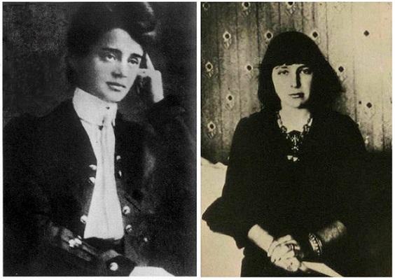 Μαρίνα Τσβετάγιεβα και Σοφία Παρνόκ: ένας απαγορευμένος έρωτας (προδημοσίευση)