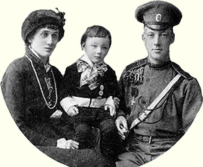 Άννα Αχμάτοβα – Νικολάι Γκουμιλιόφ Αλληλογραφία