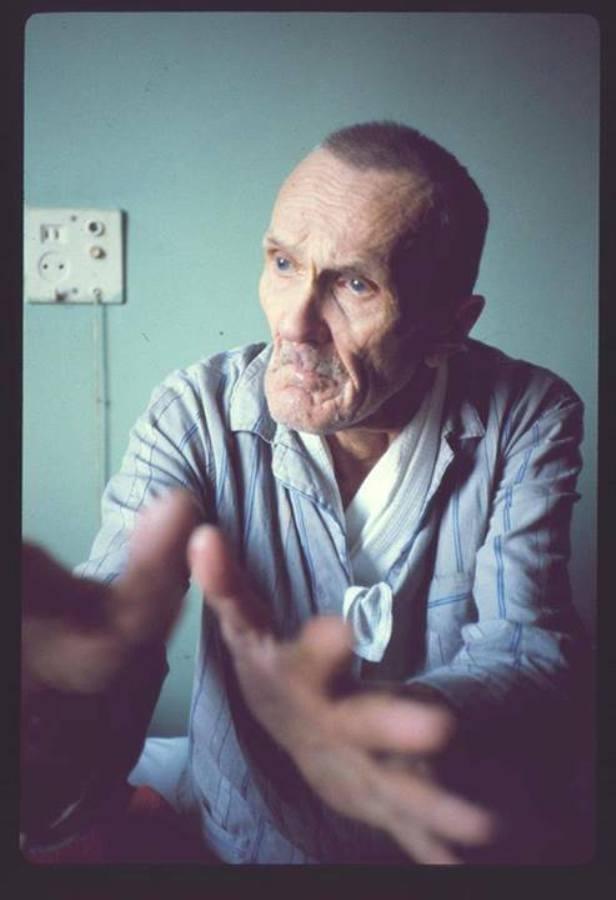 Οι τελευταίες στιγμές του Βαρλάμ Σαλάμοφ