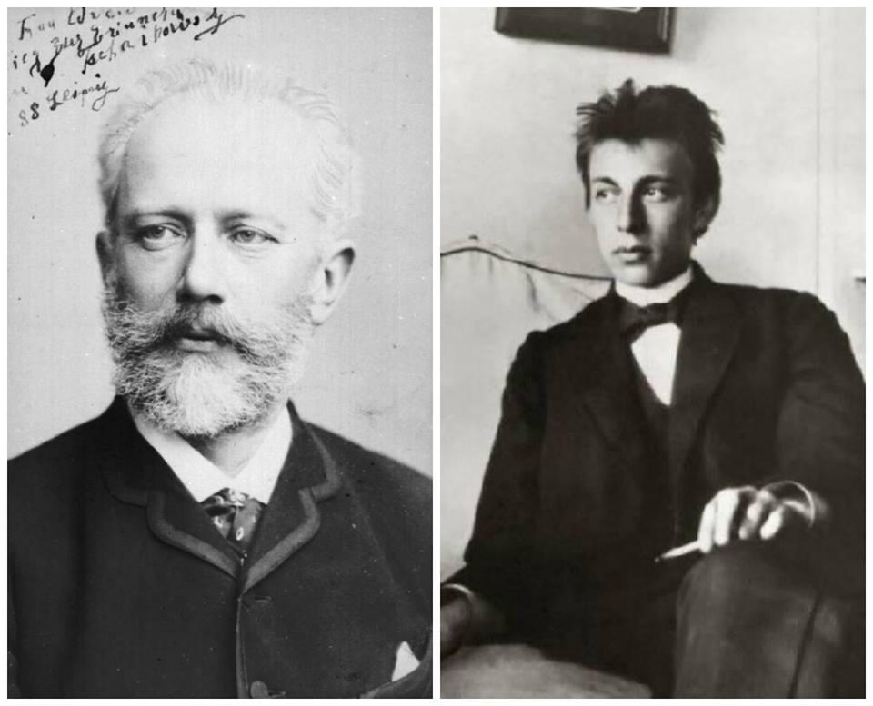 Δύο μινιατούρες για τον Σεργκέι Ραχμάνινοφ