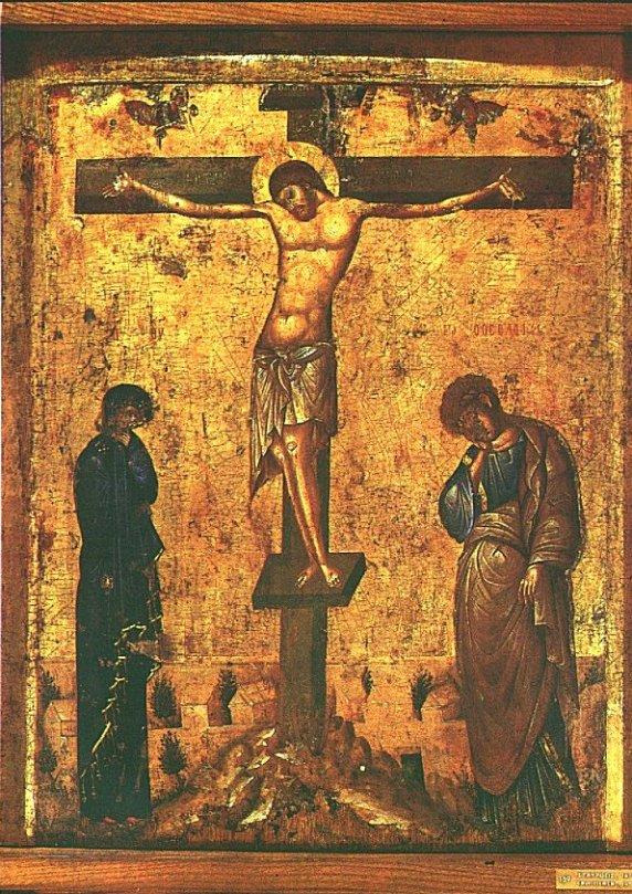 Ιωσήφ Μπρόντσκι Λέει η μητέρα του Χριστού