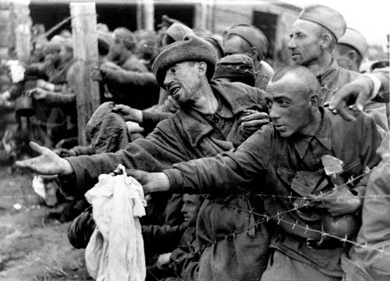 Η τύχη των σοβιετικών αιχμαλώτων πολέμου