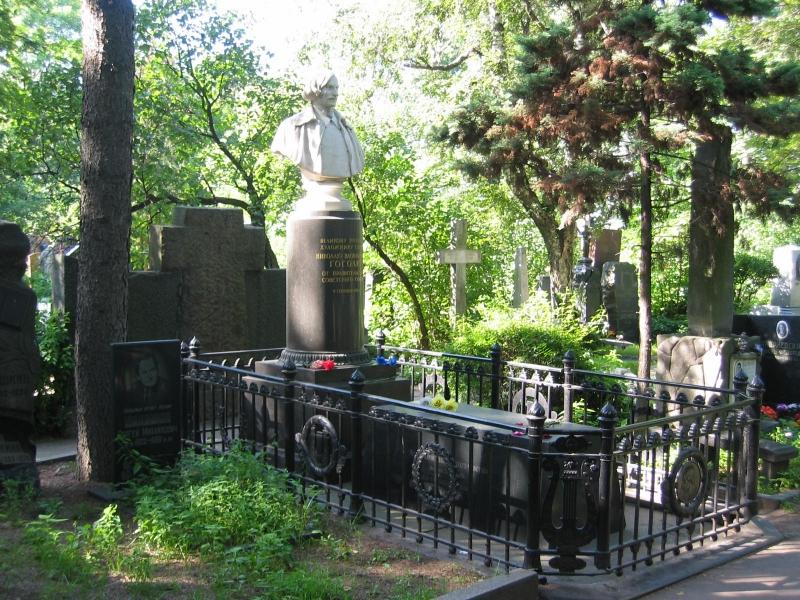 Το μυστήριο του τάφου του Γκόγκολ
