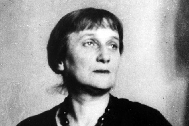 Άννα Αχμάτοβα Verbatim
