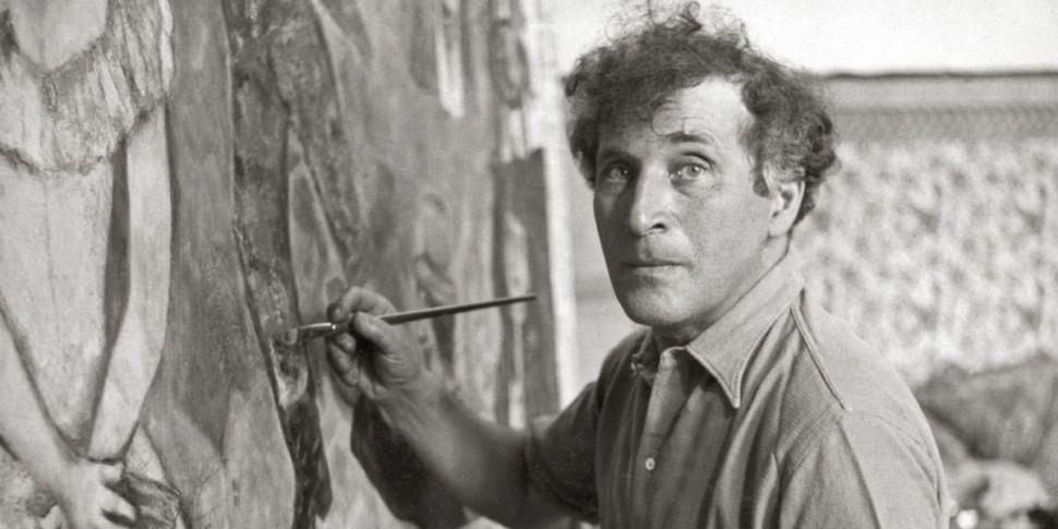 Μαρκ Σαγκάλ Η επανάσταση στην τέχνη