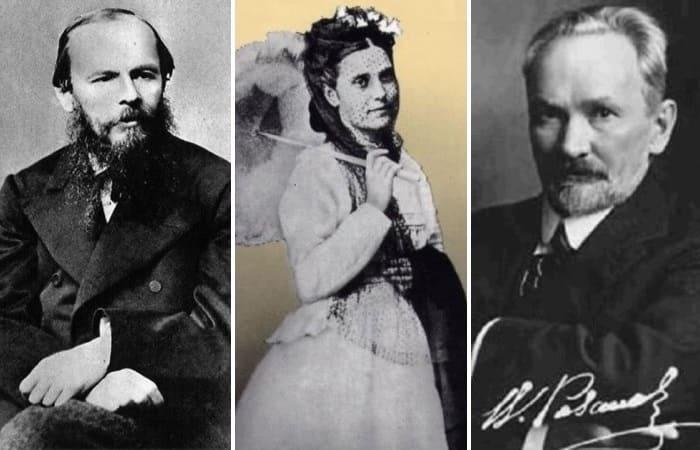 Απολλυναρία Σούσλοβα, η μοιραία μούσα του Ντοστογιέφσκι και του Ροζάνοφ