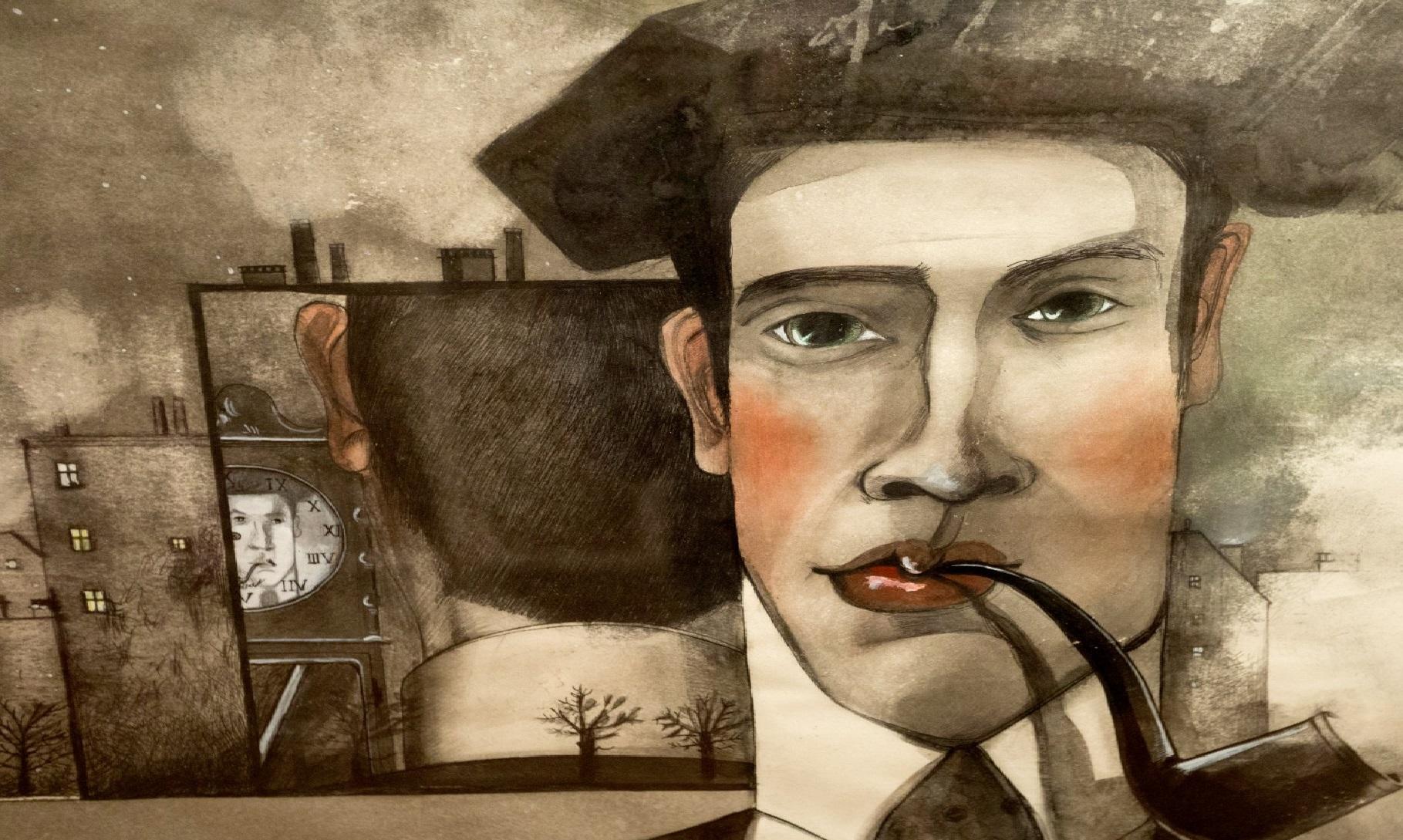 Δανιήλ Χαρμς Τέσσερις εικονογραφήσεις του ιδίου πράγματος
