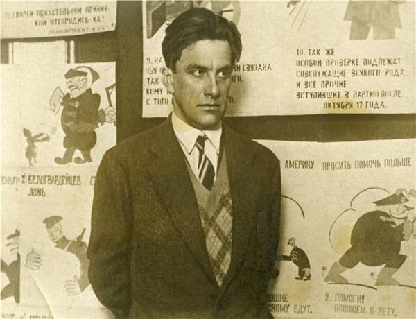 Βλαδίμηρος Μαγιακόφσκι Πρωτοχρονιά