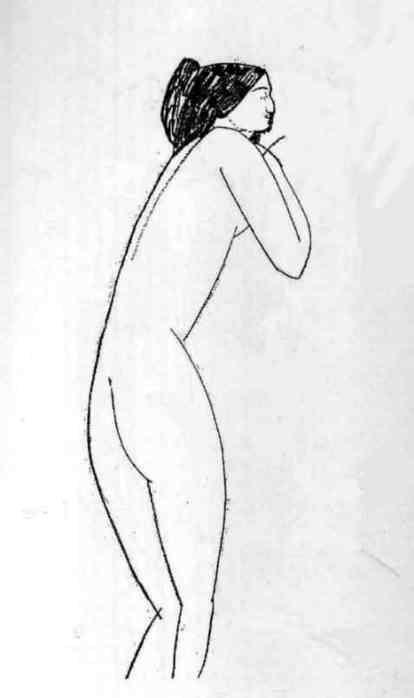 Άννα Αχμάτοβα Το σονέτο του Πριμόριε
