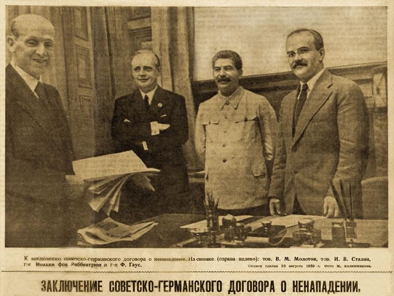 Στάλιν: ας πάρει την Πολωνία η Γερμανία