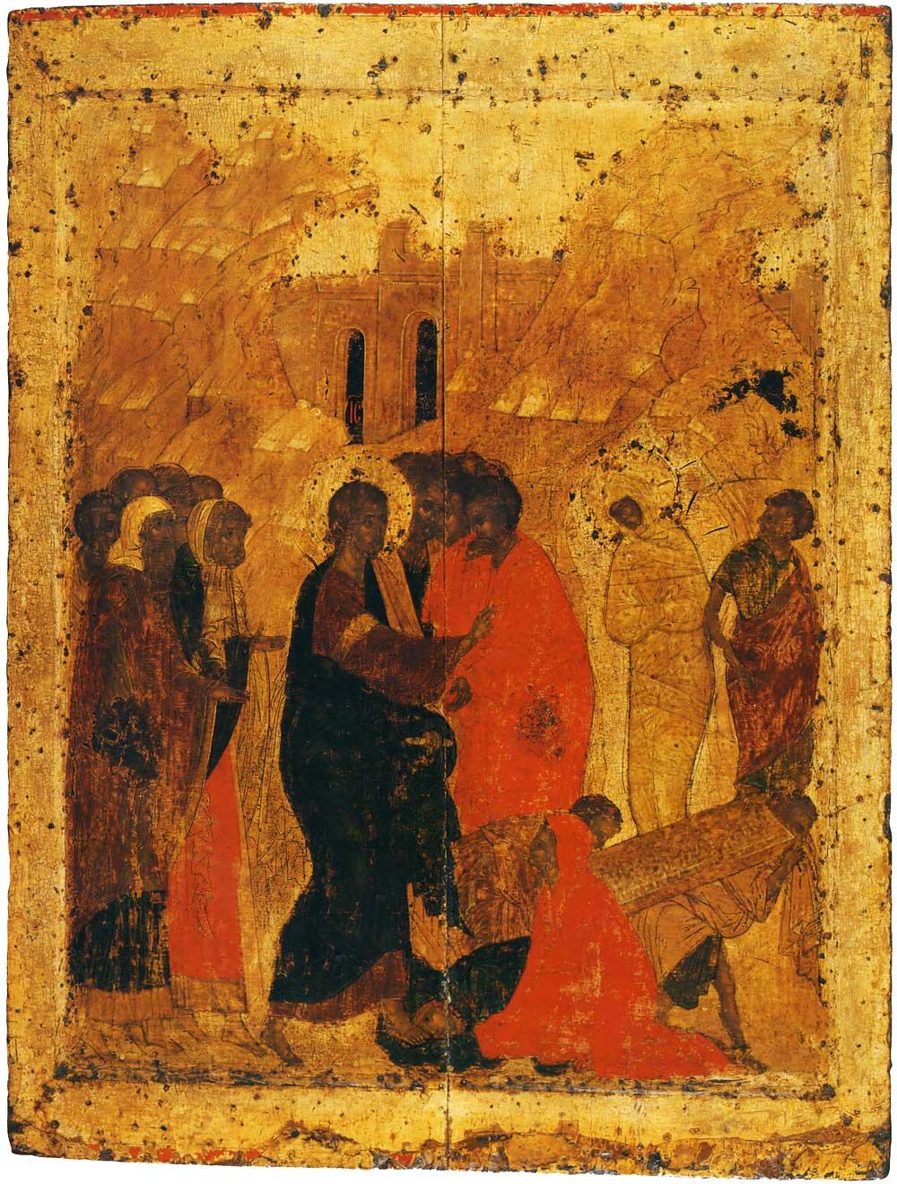 Αλεξέι Χομιακόφ Η Ανάσταση του Λαζάρου
