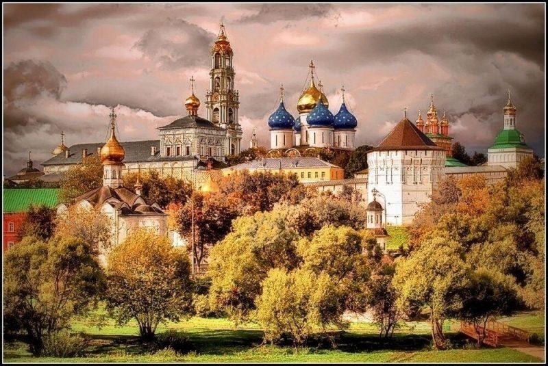 π. Πάβελ Φλορένσκι Η Λαύρα της Αγίας Τριάδας – Αγίου Σέργιου και η Ρωσία